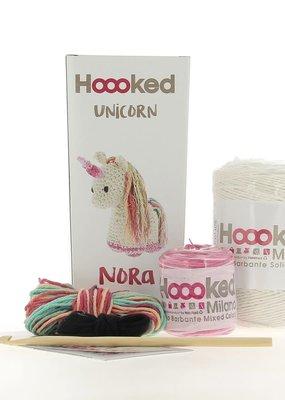 Hoooked Crochet Kit Unicorn Nora
