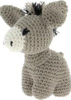 Hoooked Crochet Kit Donkey Joe
