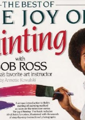 Harper Collins Best Of the Joy of Painting Bob Ross