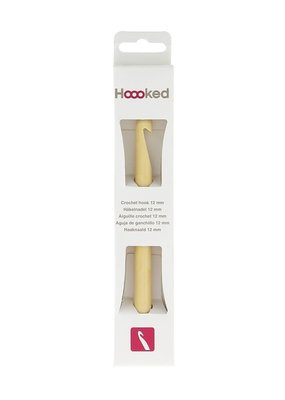 Hoooked Hoooked BambooCrochet Hook 12 mm