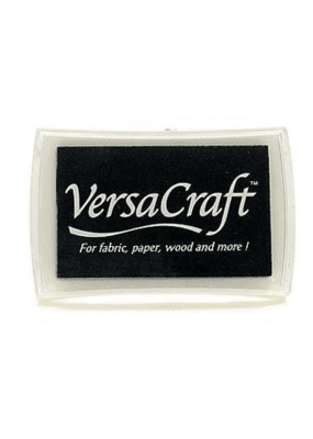 VersaCraft VersaCraft Ink Pad Large Real Black