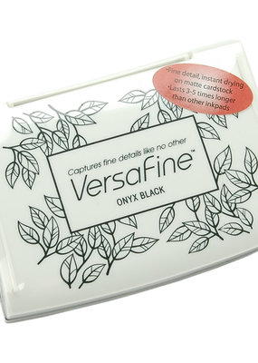 VersaFine Versafine Ink Pad Onyx Black