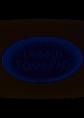 Imagine Craft Uninked Plain Foam Ink Pad