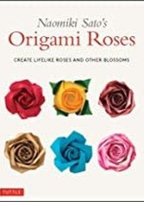 Ingram Naomiki Sato's Origami Roses