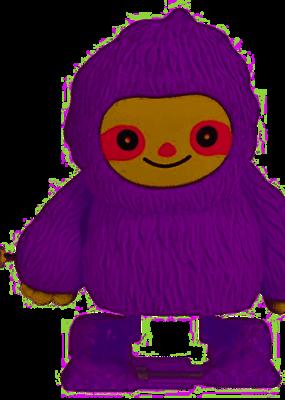 Iscream Walking Sloth Eraser