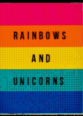 Iscream Rainbow Message Board
