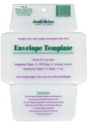 Judikins Envelope Template A2