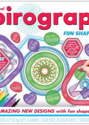 Kahootz Spirograph Fun Shapes Set