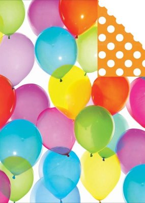Kaiser Craft 12 X 12 Paper Pop! Collection Balloons