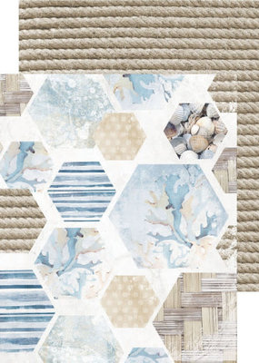 Kaiser Craft 12 x 12 Paper Sea Change