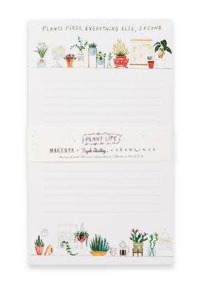 Notepad Plant Life