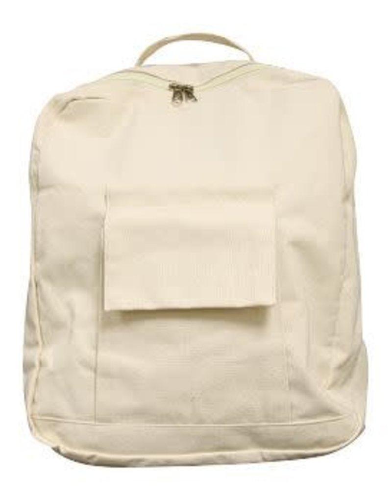 Mark Richards Backpack Canvas Natural