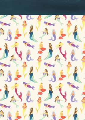 Echo Park Paper Co. 12 X 12 Paper Mystic Mermaids