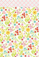 Echo Park Paper Co. 12 X 12 Floral Fun