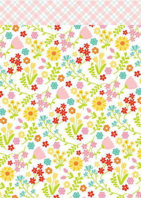 Echo Park Paper Co. 12 X 12 Floral Fun