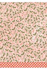 American Crafts 12 x12 Paper Saturday Afternoon Sweet Pea Vine