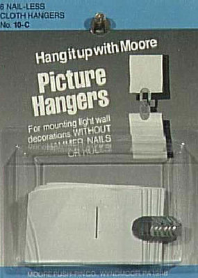 Moore Cloth Picture hangers