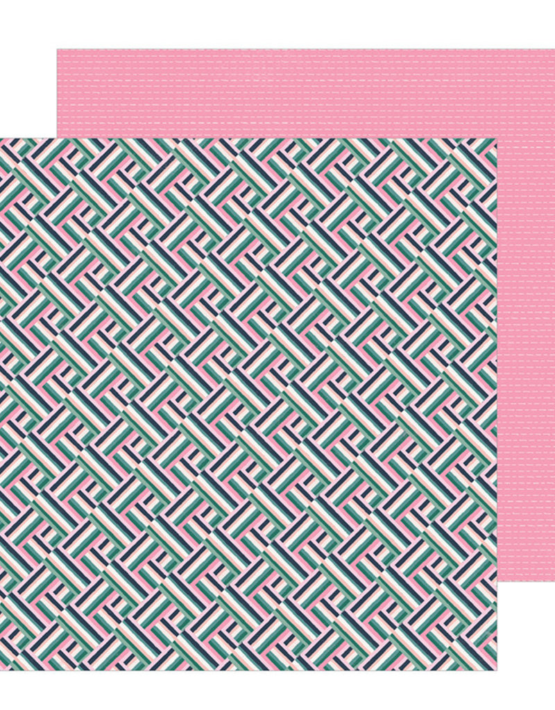 American Crafts 12 x12 Paper All Heart Hustle