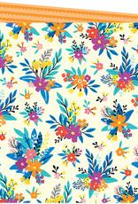 Amy Tangerine 12 x 12 Paper Blossom Bouquet
