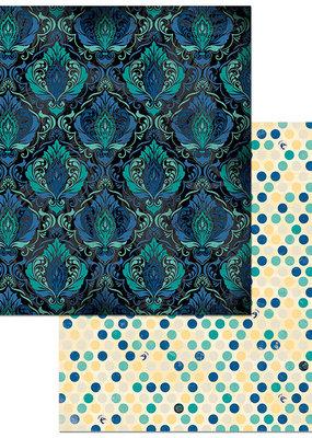 BoBunny 12 x 12 Paper  Something Splendid Darb