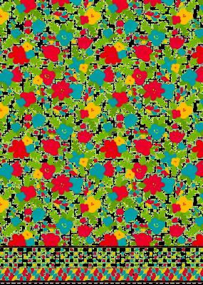 12 X 12 Paper Spring Fling
