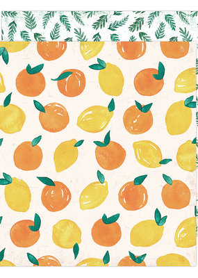 Heidi Swapp 12 x 12 Paper Fresh Squeezed