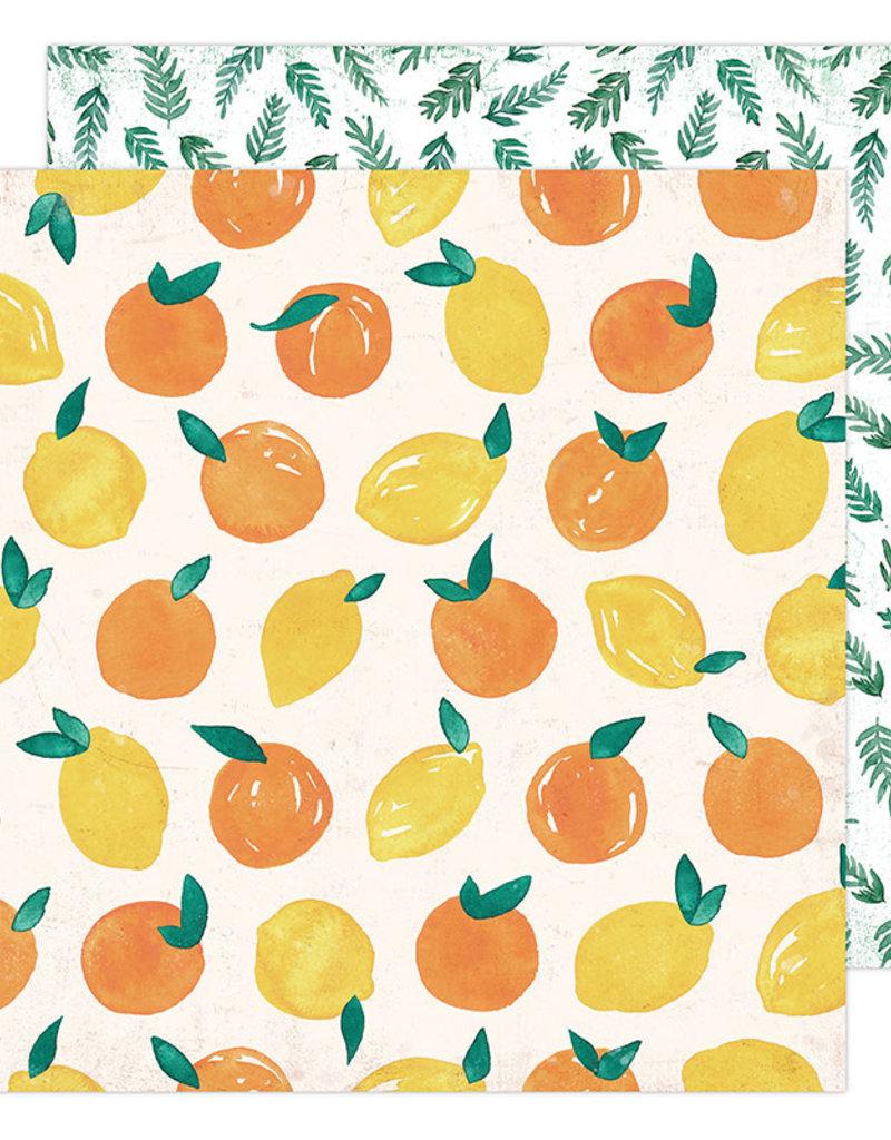 Heidi Swapp 12 x 12 Paper Fresh Squeezed