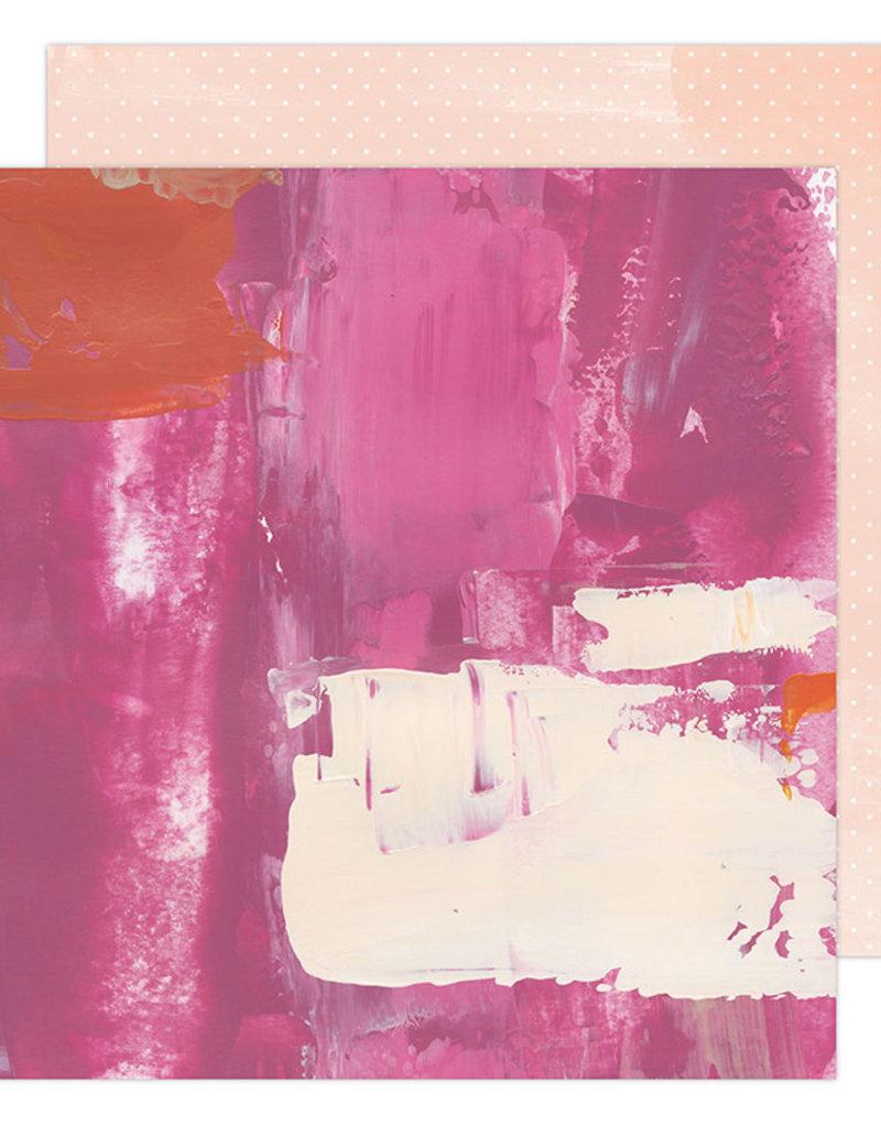 Heidi Swapp 12 x 12 Paper Pinks