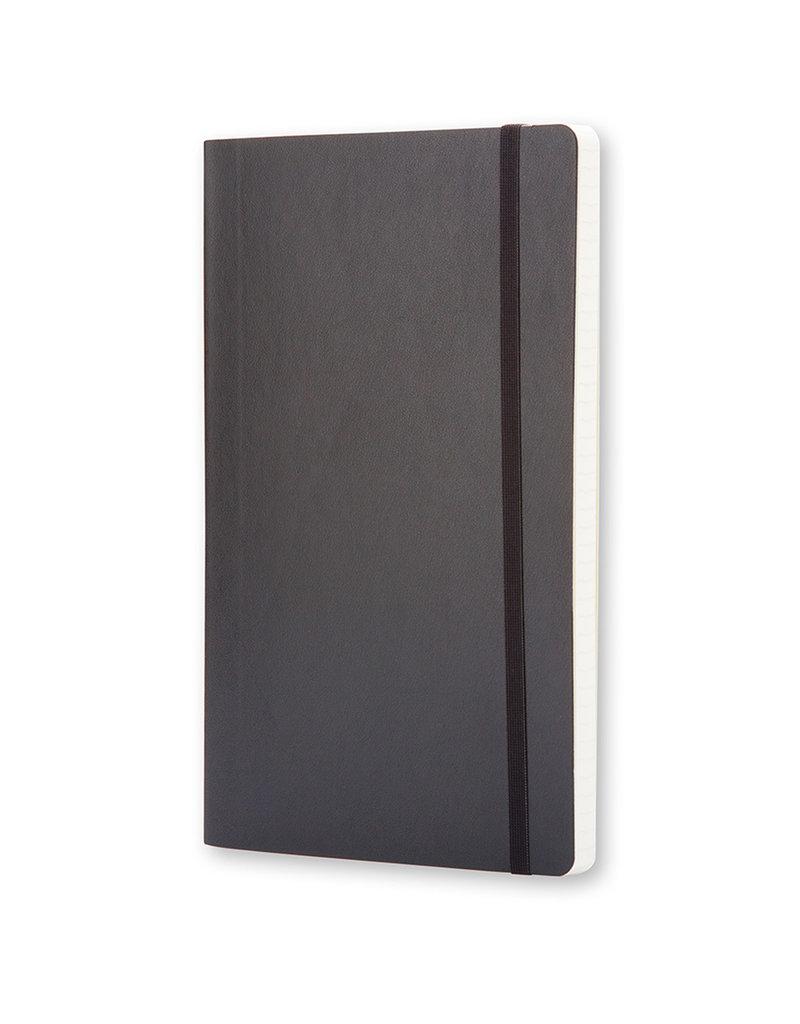 Moleskine Moleskine Classic Soft Cover Squared Black