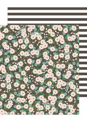 Jen Hadfield 12 X 12 Paper Blooms