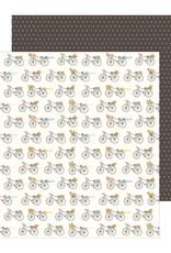Jen Hadfield 12 X 12 Paper Ride with Me
