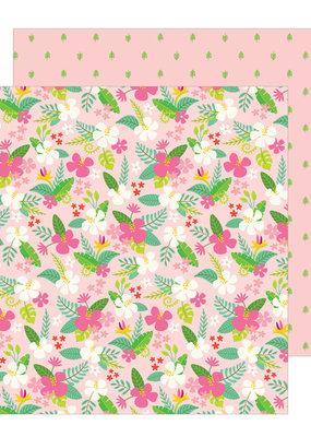 Jen Hadfield 12 x 12 Paper Tropical Delight
