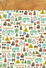 Jen Hadfield 12 x 12 Paper Nature Is Calling