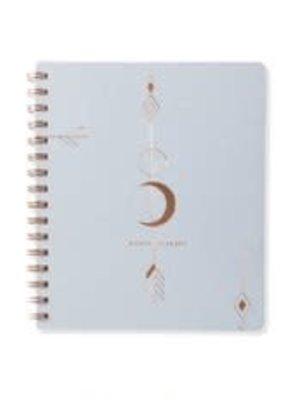 Fringe Undated Weekly Planner Moon Arrow