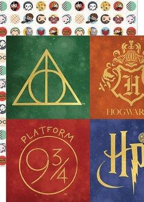 Paper House 12 X 12 Paper Harry Potter