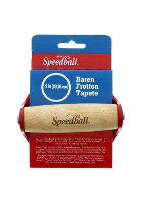 Speedball Red Baron 4 Inch Baren