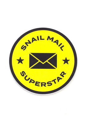Constellation & Co Sticker Snail Mail Superstar