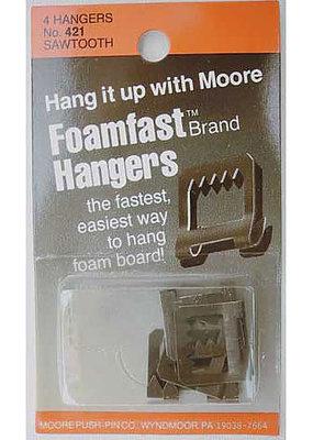 Moore Foamfast Foamboard Hangers