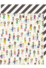 Jen Hadfield 12 x 12 Paper On The Go Girls