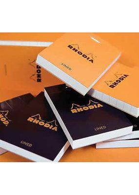 Rhodia Rhodia Pad 3 X 4 Graph Paper Black 80 Sheets