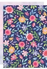 Pink Paislee 12 x 12 Paper Bloom Street 02