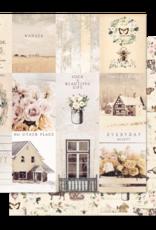 Prima Marketing 12x12 Paper Spring Farmhouse Simple Things