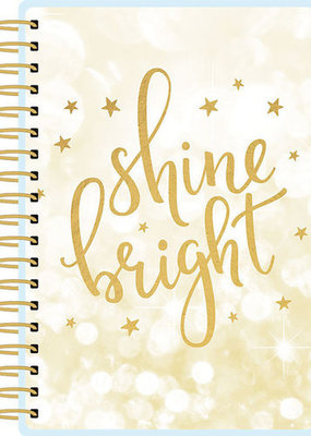 Paper House Planner 12 Month Undated Shine Bright Mini