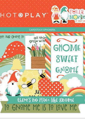 Photo Play Paper Company Tulla and Norbert Ephemera
