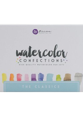 Prima Marketing Watercolor Confections The Classics