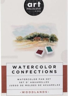Prima Marketing Watercolor Confections Woodlands