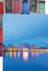 Reminisce 12 X 12 Decorative Paper Ireland Samuel Beckett Bridge