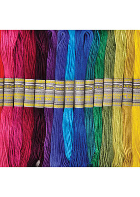 Sullivans Embroidery Floss 100% Egyptian Cotton