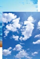 Reminisce 12 x 12 Paper Sky Blue