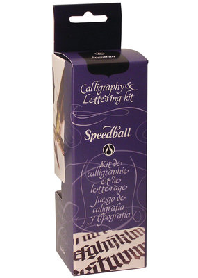 Speedball Calligraphy Lettering Set